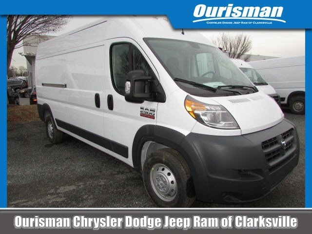 2018 ProMaster 2500 High Roof FWD,  Upfitted Cargo Van #42118998 - photo 1
