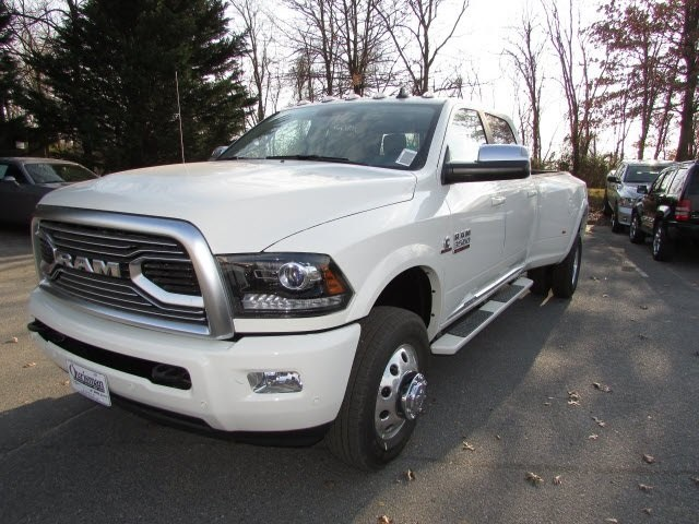 2018 Ram 3500 Crew Cab DRW 4x4, Pickup #44134048 - photo 1