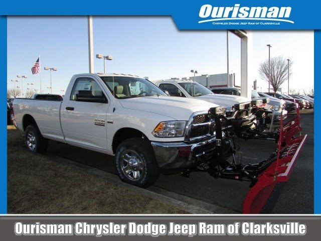 2018 Ram 2500 Regular Cab 4x4,  Pickup #44144891 - photo 4