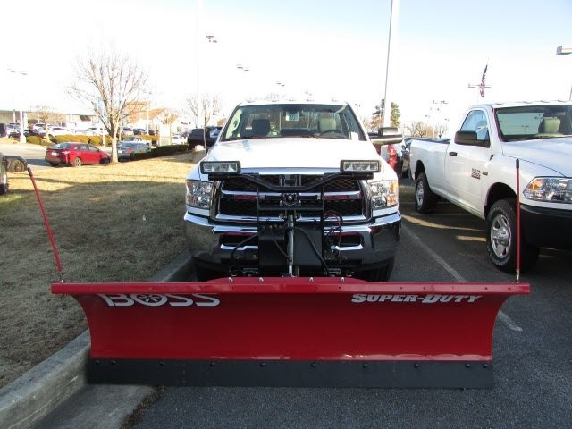 2018 Ram 2500 Regular Cab 4x4,  Pickup #44144891 - photo 8
