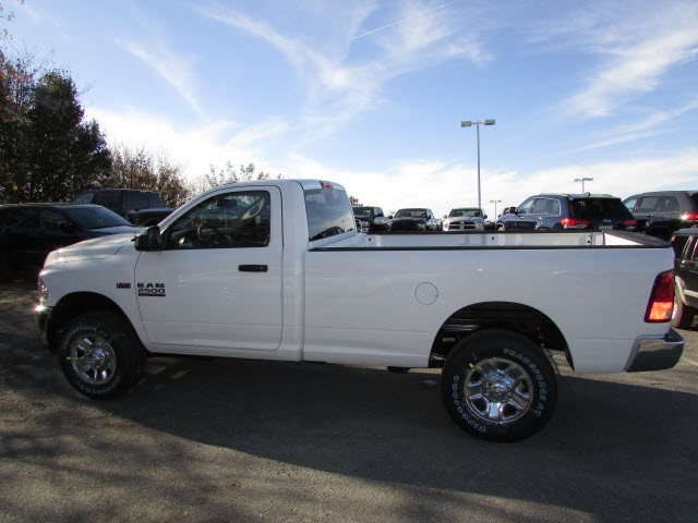 2018 Ram 2500 Regular Cab 4x4 Pickup #44144891 - photo 8