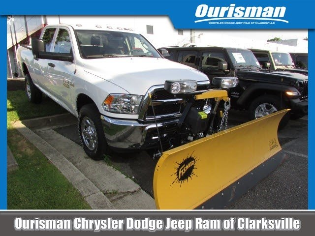 2018 Ram 2500 Crew Cab 4x4,  Pickup #44147736 - photo 3