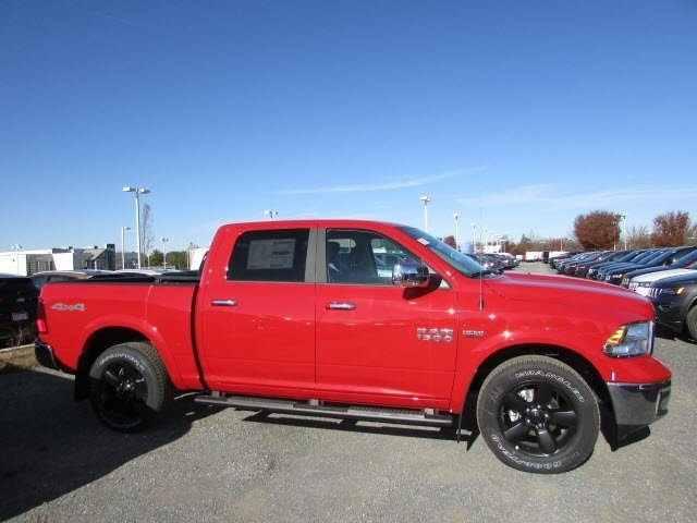2018 Ram 1500 Crew Cab 4x4,  Pickup #45168913 - photo 4