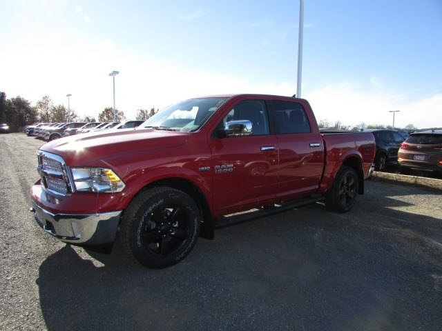 2018 Ram 1500 Crew Cab 4x4,  Pickup #45168913 - photo 8