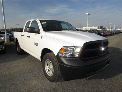 2018 Ram 1500 Quad Cab 4x4 Pickup #45176390 - photo 3