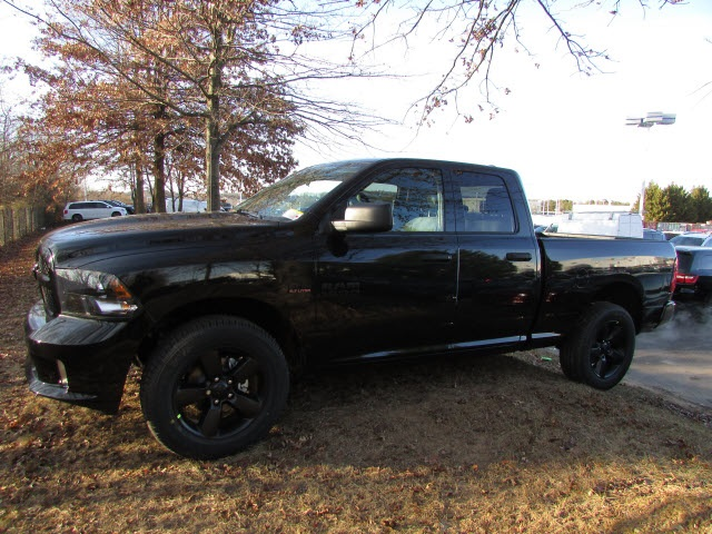 2018 Ram 1500 Quad Cab 4x4, Pickup #45207623 - photo 7