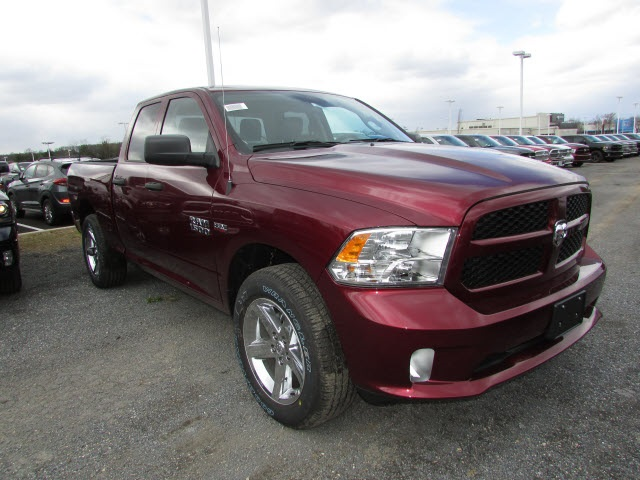 2018 Ram 1500 Quad Cab 4x4, Pickup #45218096 - photo 1