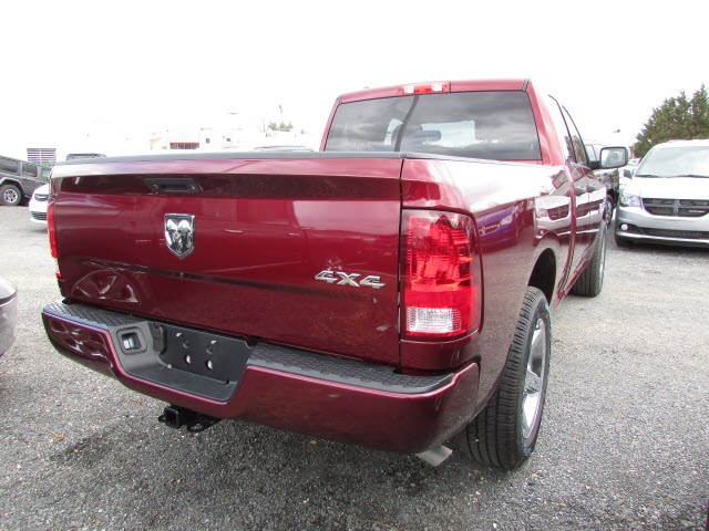 2018 Ram 1500 Quad Cab 4x4, Pickup #45218096 - photo 2