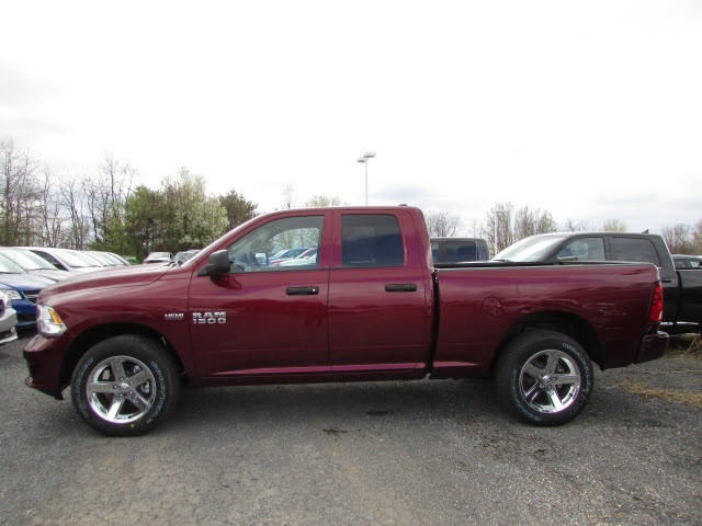 2018 Ram 1500 Quad Cab 4x4, Pickup #45218096 - photo 7