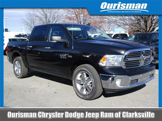 2018 Ram 1500 Crew Cab 4x4,  Pickup #45265186 - photo 3