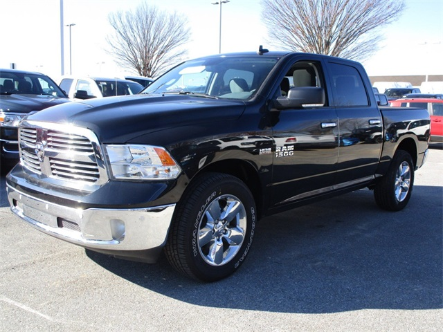 2018 Ram 1500 Crew Cab 4x4,  Pickup #45265186 - photo 5