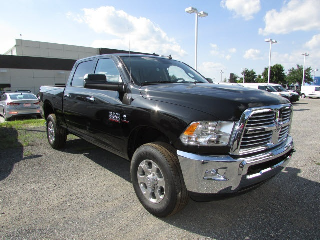 2018 Ram 2500 Crew Cab 4x4,  Pickup #45274049 - photo 3