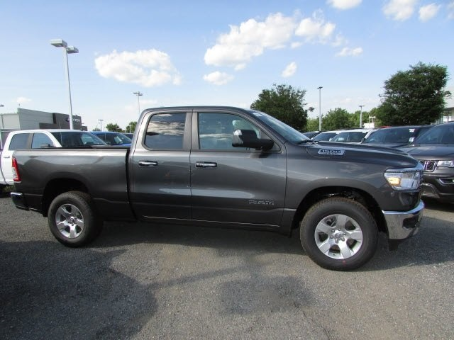 2019 Ram 1500 Quad Cab 4x4,  Pickup #45577487 - photo 4