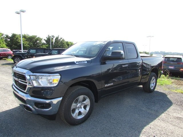 2019 Ram 1500 Quad Cab 4x4,  Pickup #45578613 - photo 1
