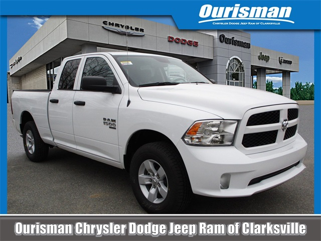 2019 Ram 1500 Quad Cab 4x4,  Pickup #45579345 - photo 1