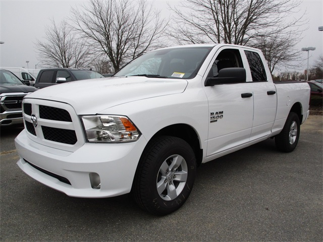 2019 Ram 1500 Quad Cab 4x4,  Pickup #45579345 - photo 4