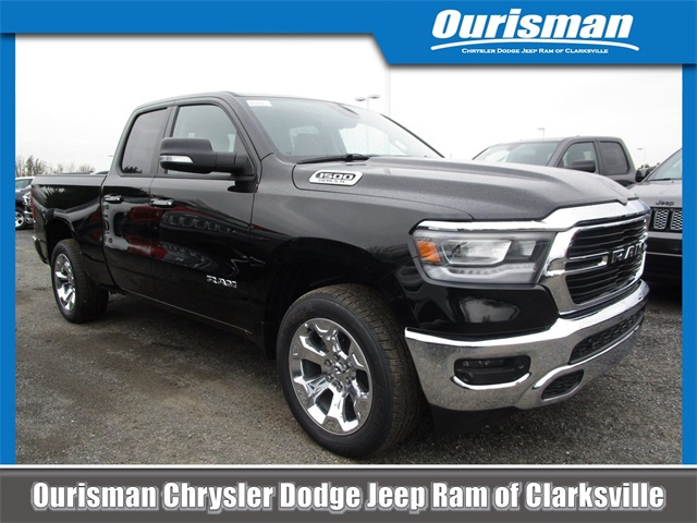2019 Ram 1500 Quad Cab 4x4,  Pickup #45640853 - photo 3
