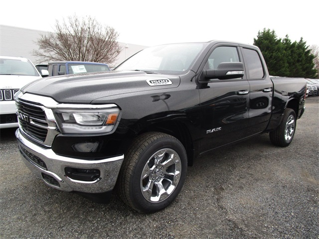 2019 Ram 1500 Quad Cab 4x4,  Pickup #45640853 - photo 5