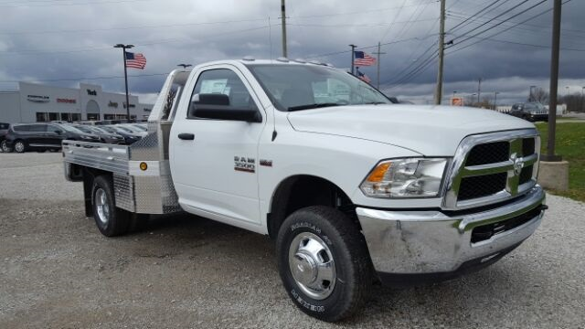 2017 Ram 3500 Regular Cab DRW 4x4, Hillsboro Platform Body #17343 - photo 5