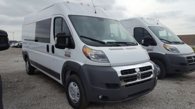 2017 ProMaster 2500 High Roof, Cargo Van #17369 - photo 5