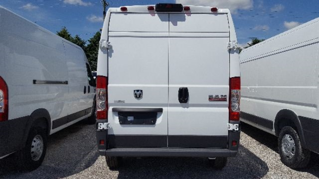 2017 ProMaster 2500 High Roof, Cargo Van #17451 - photo 4