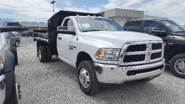 2017 Ram 3500 Regular Cab DRW 4x4,  Monroe Dump Body #17502 - photo 5