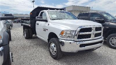 2017 Ram 3500 Regular Cab DRW 4x4,  Monroe MTE-Zee Dump Body #17502 - photo 5