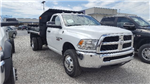 2017 Ram 3500 Regular Cab DRW 4x4, Monroe MTE-Zee Dump Dump Body #17502 - photo 5