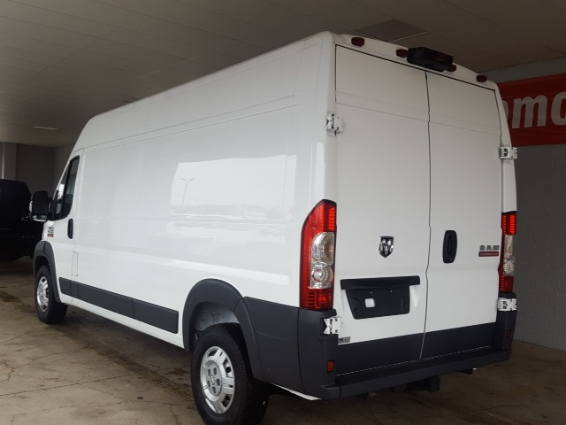 2018 ProMaster 2500 High Roof FWD,  Empty Cargo Van #18035 - photo 3