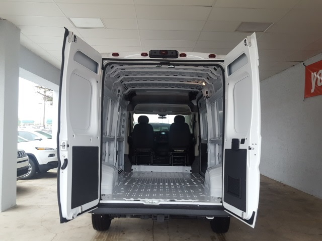 2018 ProMaster 2500 High Roof FWD,  Empty Cargo Van #18035 - photo 2
