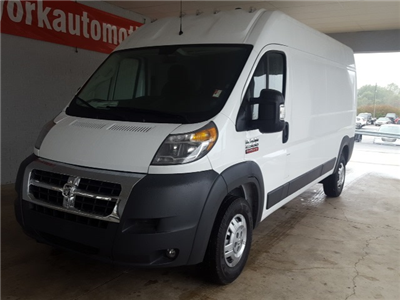 2018 ProMaster 2500 High Roof, Cargo Van #18035 - photo 1