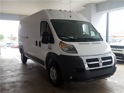 2018 ProMaster 2500 High Roof FWD,  Empty Cargo Van #18035 - photo 7