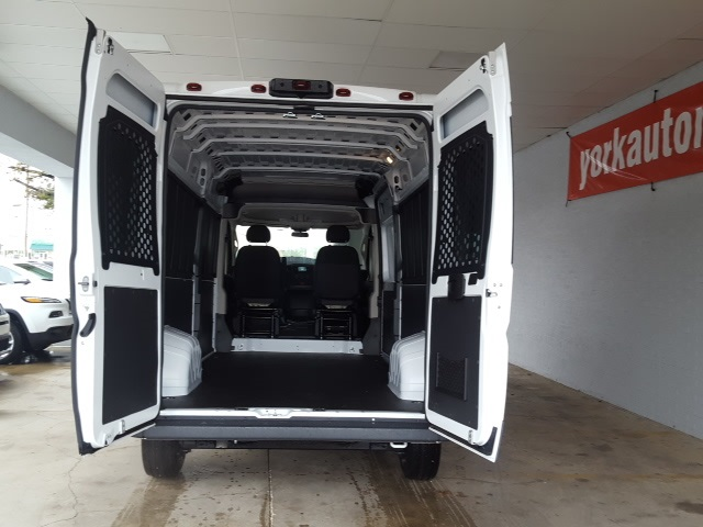 2018 ProMaster 2500 High Roof 4x2,  Empty Cargo Van #18046 - photo 2