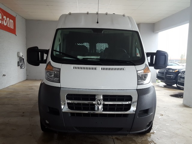 2018 ProMaster 2500 High Roof 4x2,  Empty Cargo Van #18046 - photo 7
