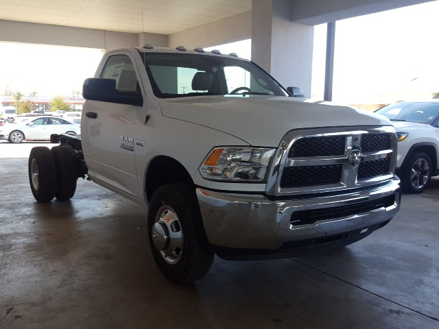 2018 Ram 3500 Regular Cab DRW 4x4, Cab Chassis #18090 - photo 5