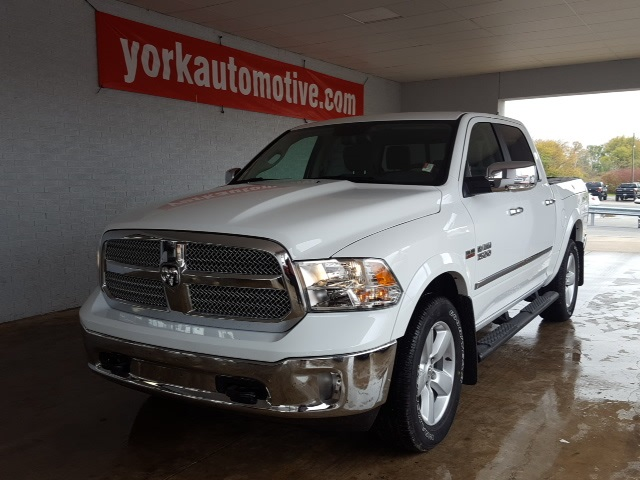 2018 Ram 1500 Crew Cab 4x4, Pickup #18101 - photo 1