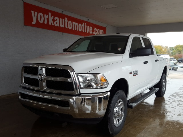 2018 Ram 2500 Crew Cab 4x4,  Pickup #18107 - photo 3