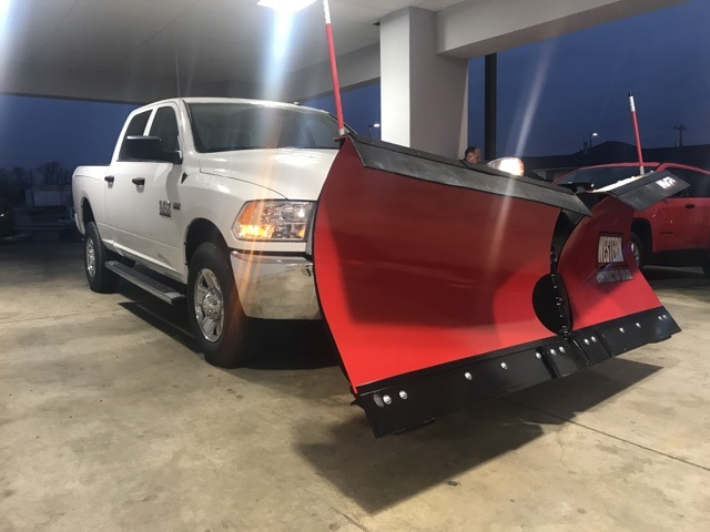 2018 Ram 2500 Crew Cab 4x4,  Pickup #18107 - photo 4