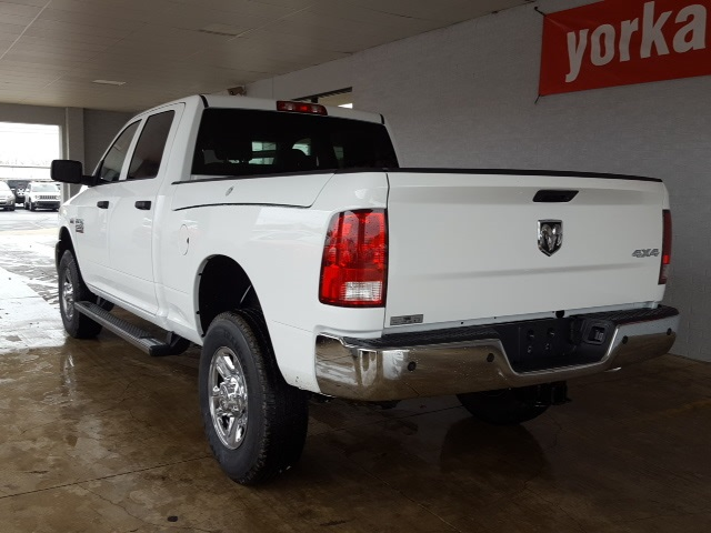 2018 Ram 2500 Crew Cab 4x4, Ram Pickup #18107 - photo 2