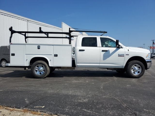 2018 Ram 3500 Crew Cab 4x4,  Knapheide Service Body #18142 - photo 9