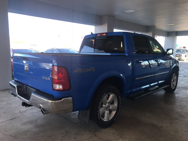 2018 Ram 1500 Crew Cab 4x4,  Pickup #18149 - photo 5