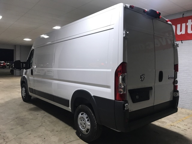 2018 ProMaster 2500 High Roof 4x2,  Empty Cargo Van #18163 - photo 3