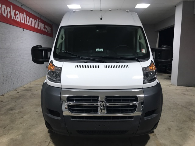 2018 ProMaster 2500 High Roof 4x2,  Empty Cargo Van #18163 - photo 7