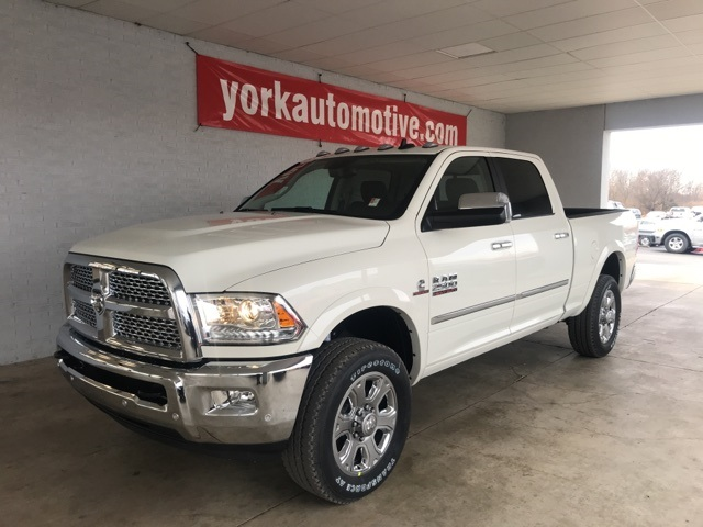 2018 Ram 2500 Crew Cab 4x4, Pickup #18172 - photo 1