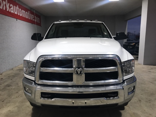 2018 Ram 3500 Regular Cab DRW 4x4,  Cab Chassis #18185 - photo 6
