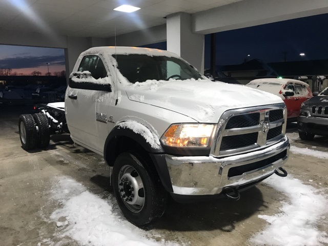2018 Ram 5500 Regular Cab DRW 4x4, Cab Chassis #18203 - photo 5
