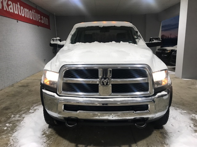 2018 Ram 5500 Regular Cab DRW 4x4, Cab Chassis #18203 - photo 6