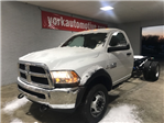 2018 Ram 5500 Regular Cab DRW 4x4, Cab Chassis #18203 - photo 1