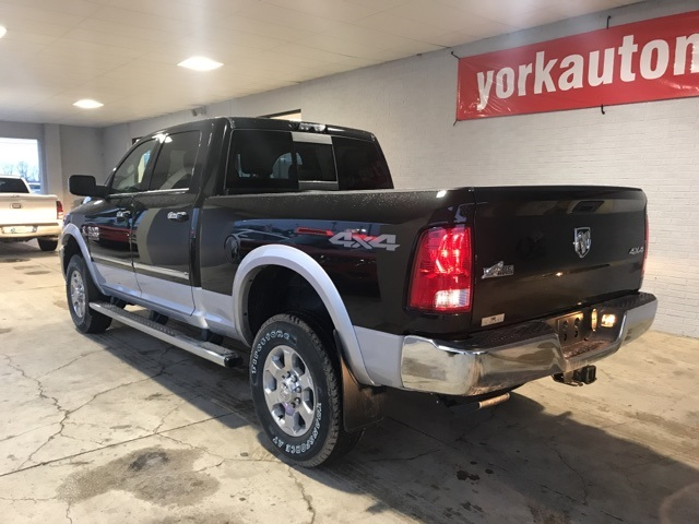 2018 Ram 2500 Crew Cab 4x4,  Pickup #18248 - photo 2
