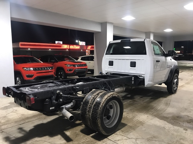 2018 Ram 4500 Regular Cab DRW 4x4, Cab Chassis #18249 - photo 4